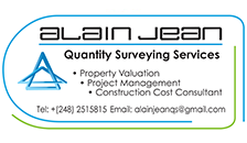 Alain Jean Quantity Surveying