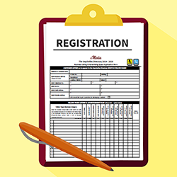 Registration Form Directory 2019